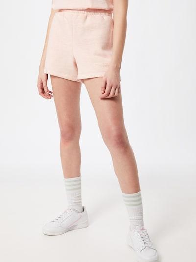 PARI Shorts in rosa: Frontalansicht