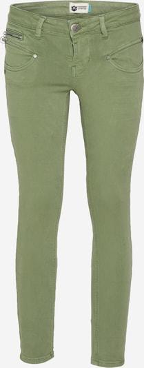 FREEMAN T. PORTER Jeans 'Alexa' in hellgrün, Produktansicht