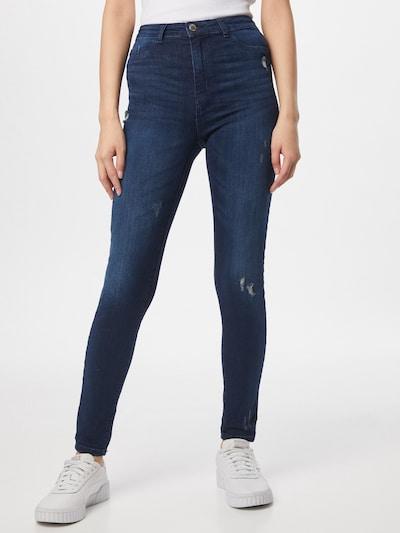Tally Weijl Jeans in de kleur Blauw, Modelweergave