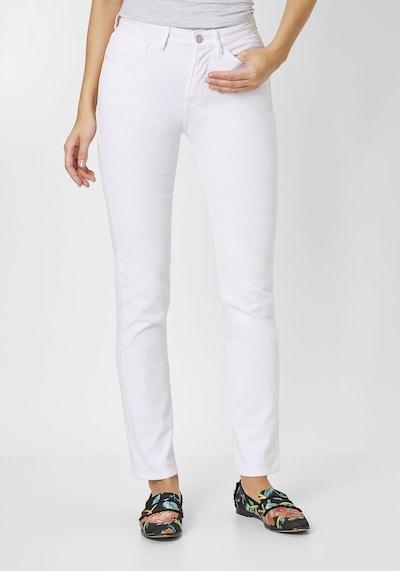 PADDOCKS Jeans in weiß, Modelansicht