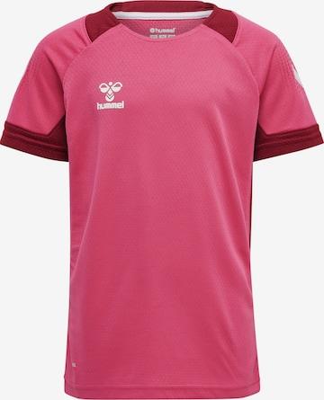 Hummel Funktionsshirt in Pink