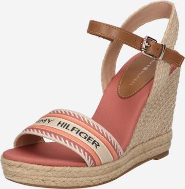 TOMMY HILFIGER Sandale in Pink