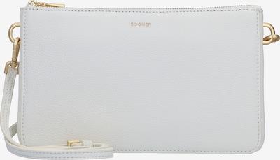 BOGNER Umhängetasche 'Gstaad Amelita' in gold / weiß, Produktansicht