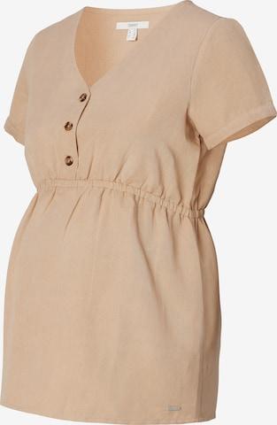 Esprit Maternity Bluse in Beige