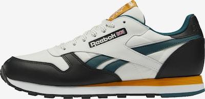 Reebok Classics Nízke tenisky - zlatá žltá / smaragdová / čierna / biela, Produkt