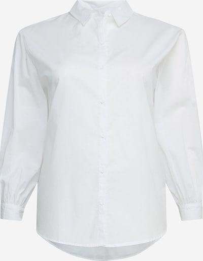 Z-One Chemisier 'Alma' en blanc, Vue avec produit