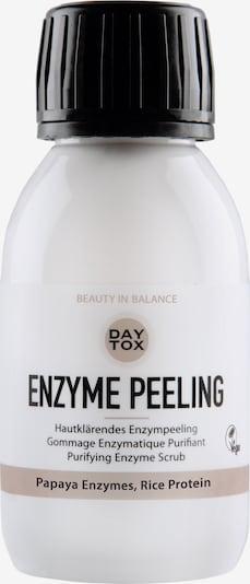 DAYTOX Gesichtsreinigung Enzyme Peeling in weiß, Produktansicht