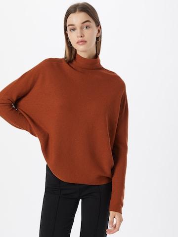 oranžinė DRYKORN Megztinis 'Liora'
