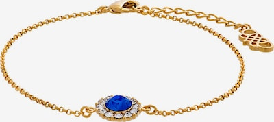 LILY AND ROSE Armband 'Celeste' in blau / gold, Produktansicht