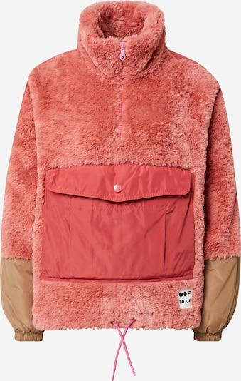 OOF WEAR Jacke in braun / rosa, Produktansicht