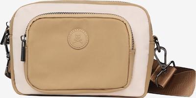 Scalpers Pleca soma 'Mila', krāsa - bēšs / krēmkrāsas, Preces skats