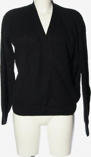 Rut & Circle V-Ausschnitt-Pullover in L in schwarz, Produktansicht