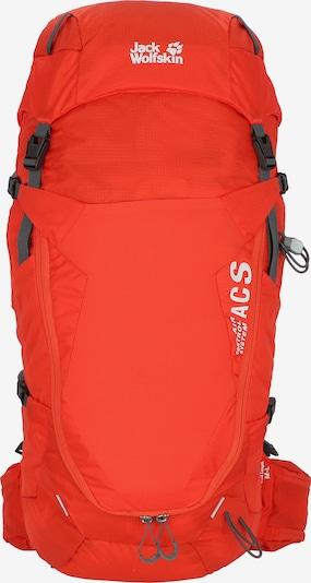 JACK WOLFSKIN Sportrugzak in de kleur Oranjerood, Productweergave