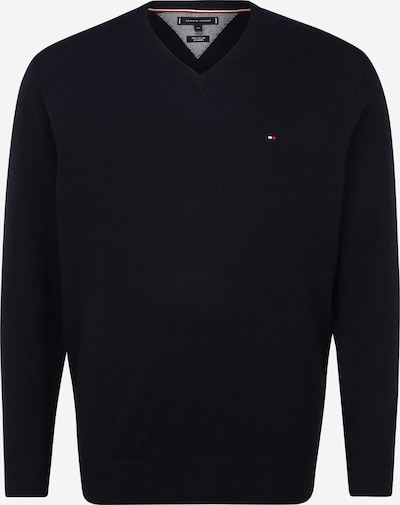 TOMMY HILFIGER Pullover in navy, Produktansicht