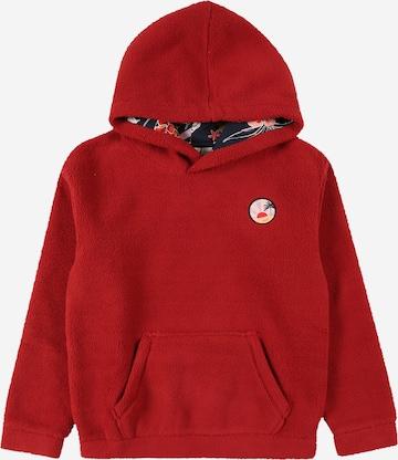 sarkans ROXY Džemperis 'SOMEONE'