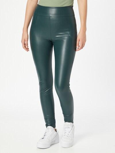 VILA Leggingsit 'Nis' värissä vihreä, Mallinäkymä