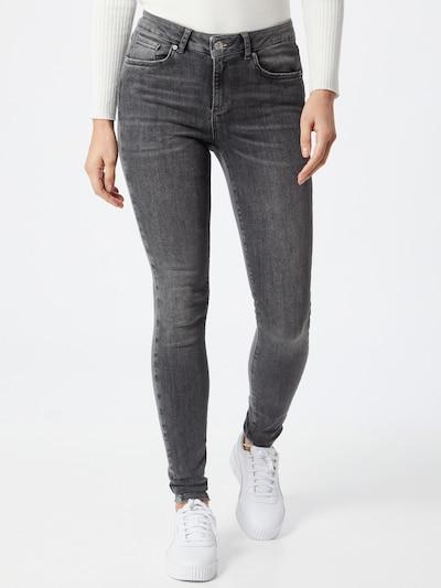 VERO MODA Jeans 'VMLUX' in grau, Modelansicht