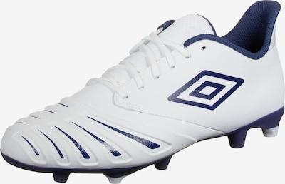 UMBRO UX Accuro III Premier FG Fußballschuh Herren in blau / weiß, Produktansicht