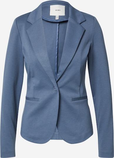 ICHI Blazers 'KATE' in de kleur Duifblauw, Productweergave