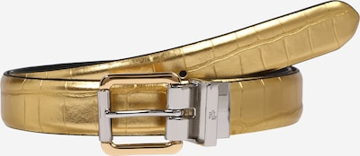 Lauren Ralph Lauren Belt in gold / black, Item view