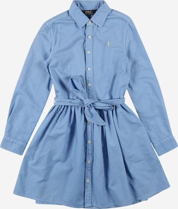 Polo Ralph Lauren Kleit 'OXFORD', värv sinine