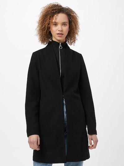 VERO MODA Přechodný kabát - černá, Model/ka