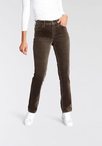 MAC Jeans in braun, Modelansicht