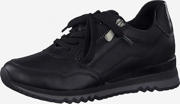Sneaker low de la MARCO TOZZI pe negru