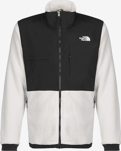THE NORTH FACE Funktionele fleece-jas 'Denali 2' in de kleur Lichtbeige / Zwart, Productweergave