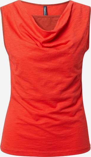 Tranquillo Top in de kleur Rood / Donkerrood, Productweergave