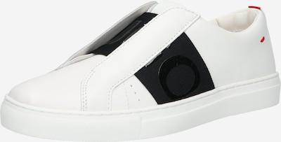 HUGO Slip on boty 'Futurism' - krémová / černá / bílá, Produkt