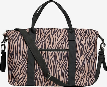 MAMALICIOUS Nursing bag 'Frida' in Brown