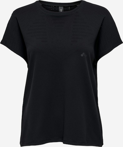 ONLY PLAY Functioneel shirt in de kleur Zwart, Productweergave
