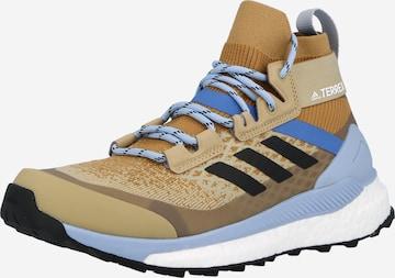 adidas Terrex Boots 'TERREX Free Hiker' in Beige