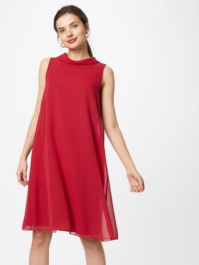 Vera Mont Cocktailkleid in rot, Modelansicht