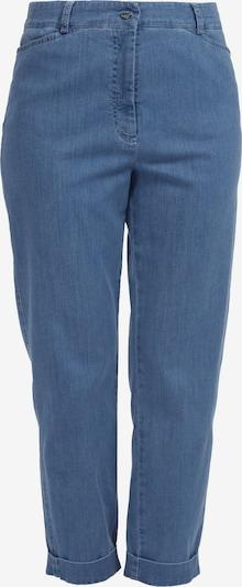 HELMIDGE 7/8 Jeans in blau / blue denim, Produktansicht