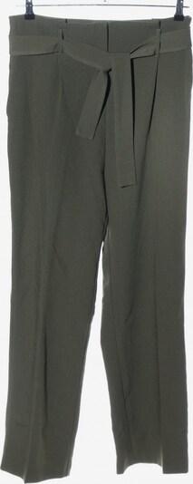 find. Bundfaltenhose in M in khaki, Produktansicht