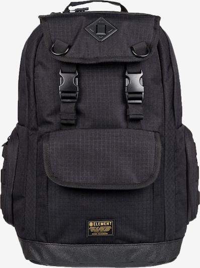 ELEMENT Rucksack 'Cypress Recruit' in schwarz, Produktansicht