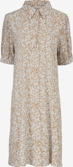 Rochie tip bluză 'Isa' modström pe bej / albastru deschis, Vizualizare produs