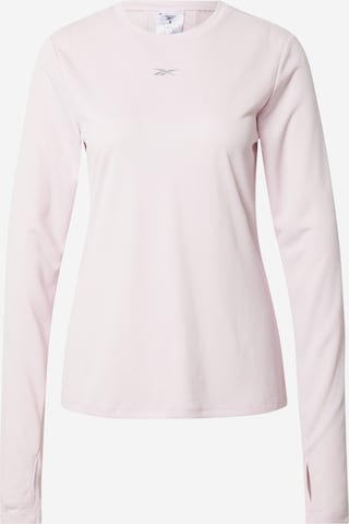 Reebok Sport Funksjonsskjorte 'Workout Ready' i rosa