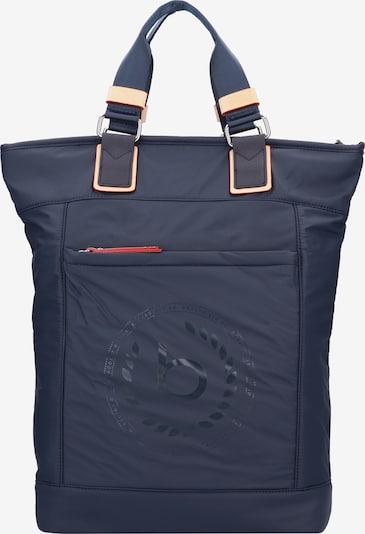 bugatti Rucksack in blau, Produktansicht