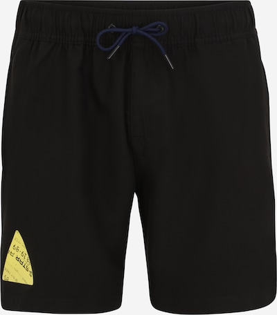 G-Star RAW Plavecké šortky 'Dirik' - žlutá / černá, Produkt