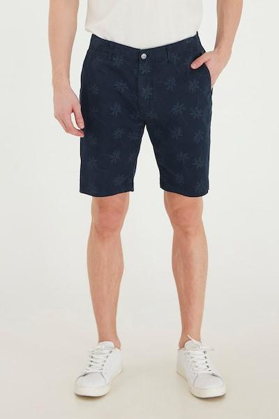 BLEND Kalhoty - modrá, Model/ka