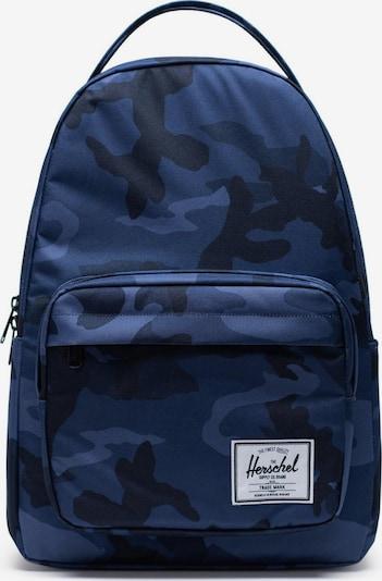 Herschel Rugzak in de kleur Blauw / Nachtblauw, Productweergave