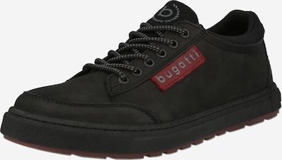 bugatti Αθλητικό παπούτσι με κορδόνια σε μαύρο, Άποψη προϊόντος