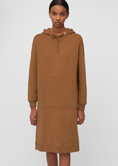 Marc O'Polo Kleid in braun, Modelansicht