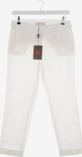 Etro Hose in XL in creme, Produktansicht