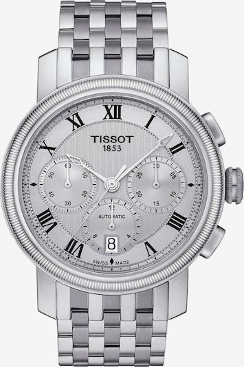 Tissot Analoog horloge in de kleur Zilver / Wit, Productweergave