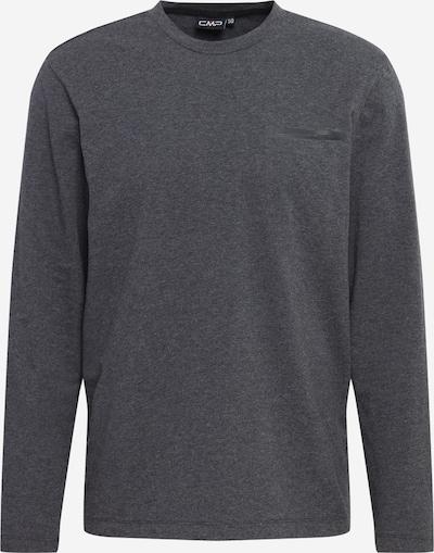 CMP Camiseta funcional en gris oscuro, Vista del producto