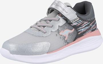 KangaROOS Sneaker 'Savory' in Grau